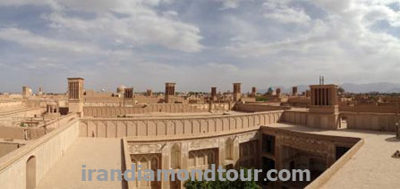 Yazd historical places