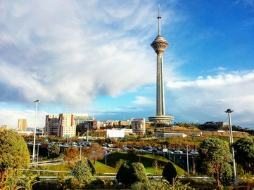 Tehran ,Concept Of Combining Tradition And Modernity