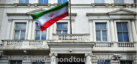 Iran embassies in Europe