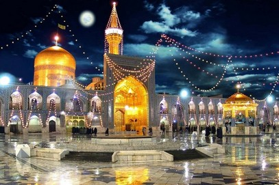 Mashhad ,second large and populous city OF IRAN